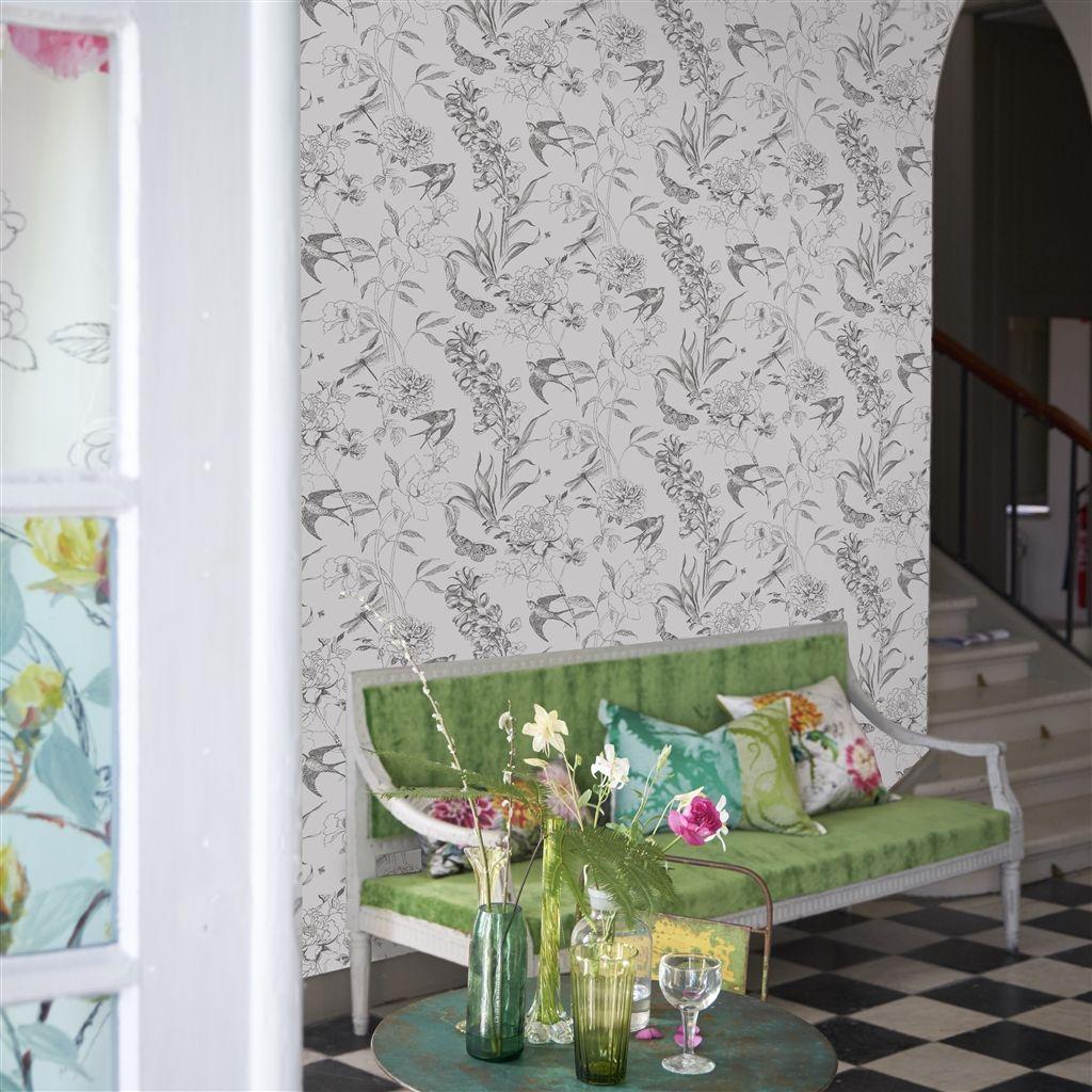 Designers Guild Wallpaper Crestwood Of Lymington
