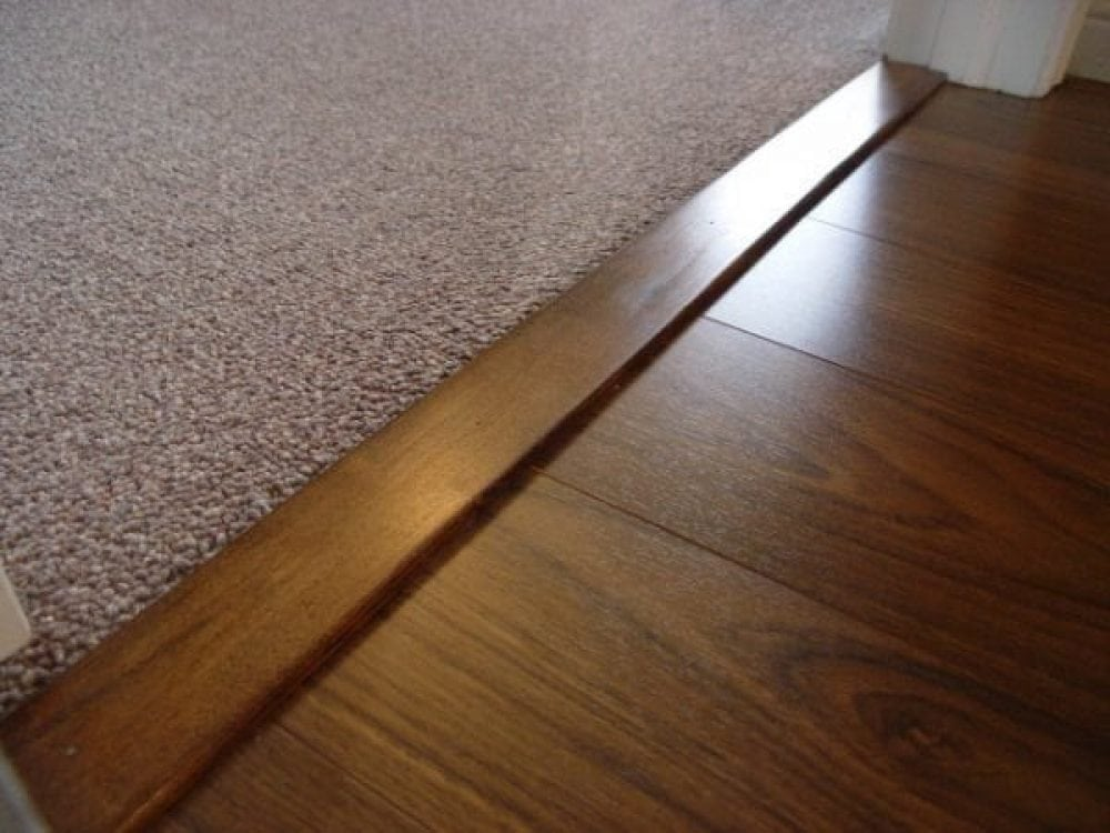 Wood Transition Trims