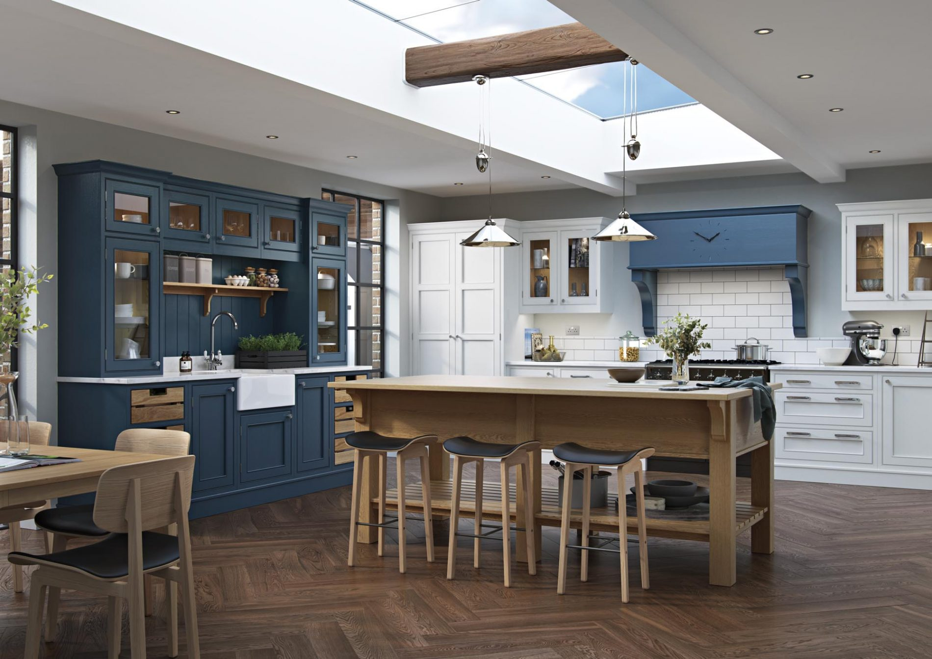 Crestwood of Lymington Kitchens