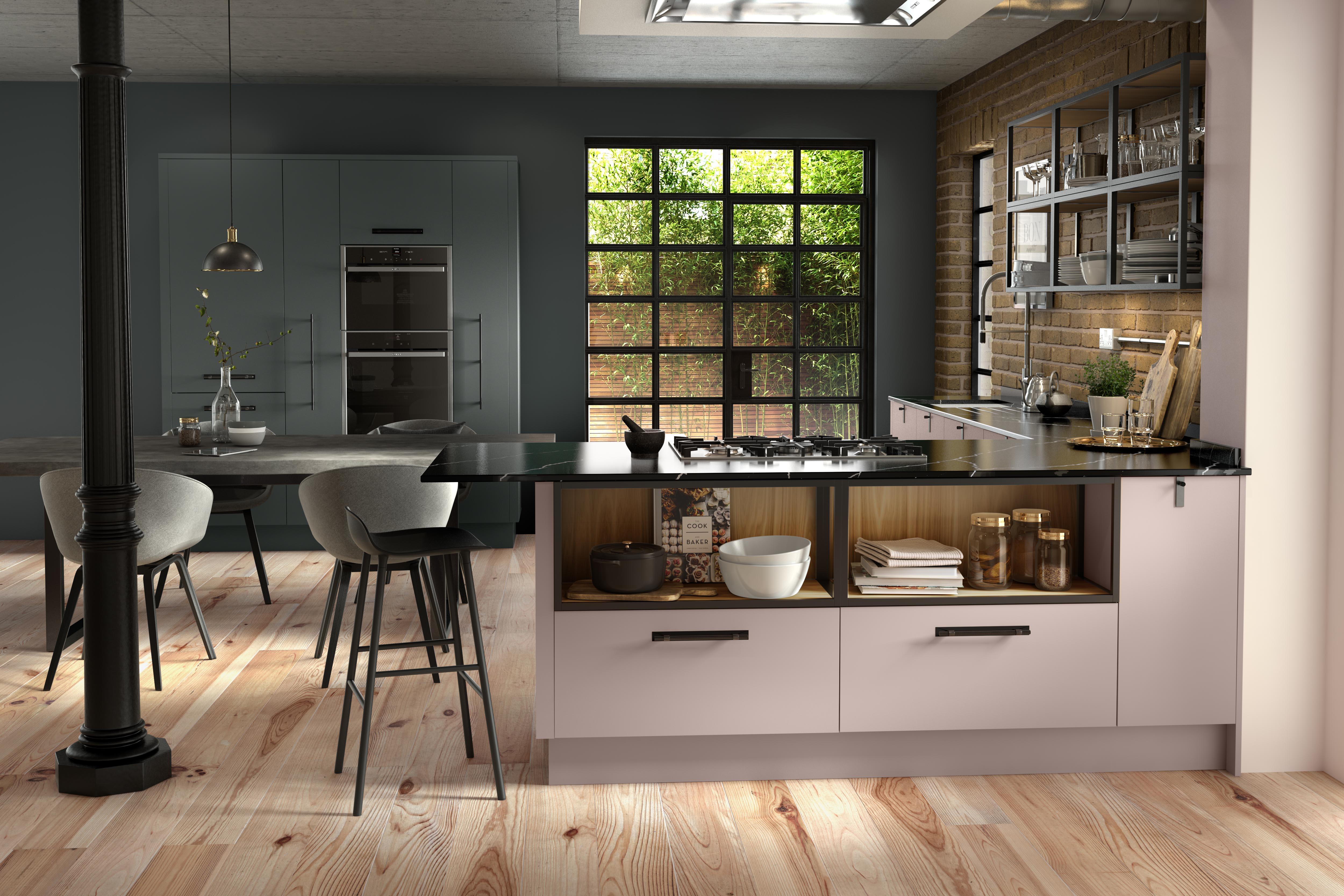 Believer kitchen Crestwood of Lymington