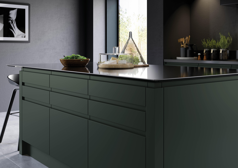 Brook kitchen Crestwood of Lymington