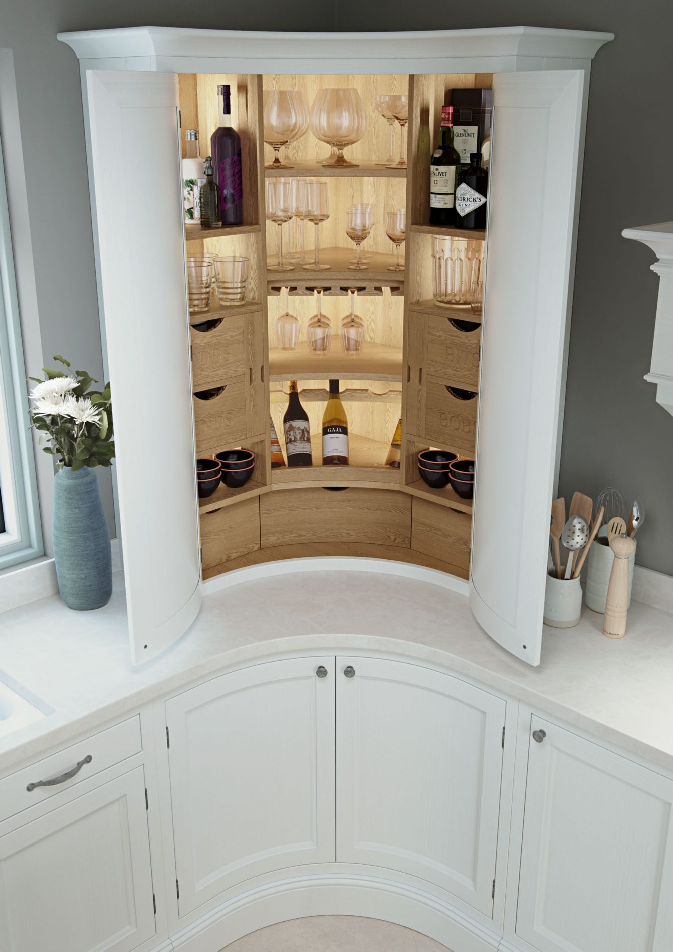 Osbourne Kitchen at Crestwood of Lymington