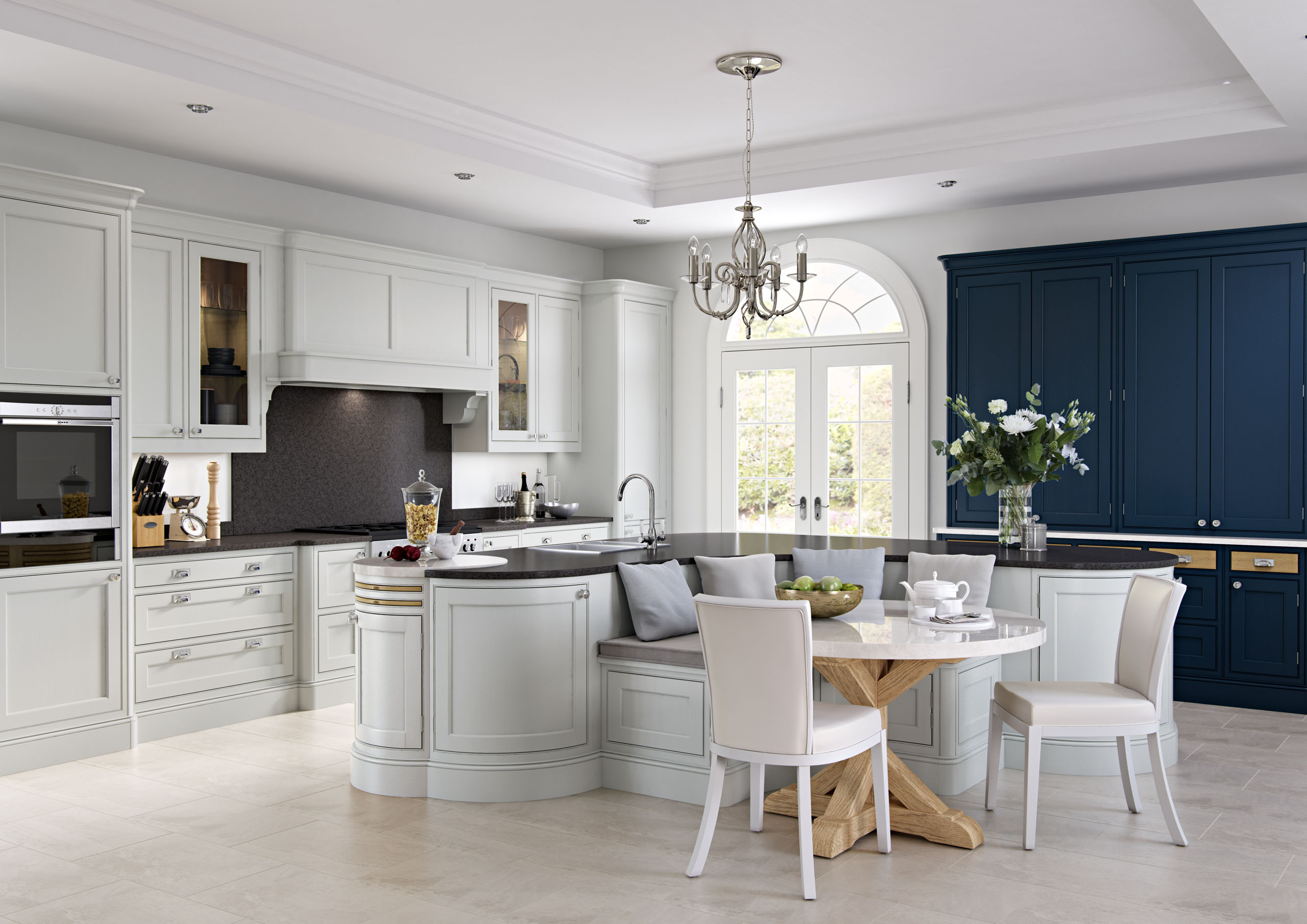 Rougemont kitchen Crestwood of Lymington