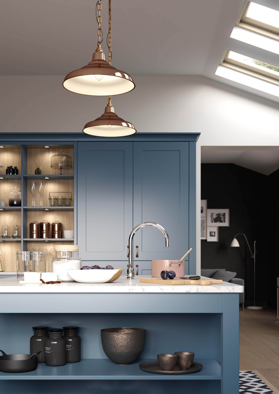 Keele kitchen Crestwood of Lymington