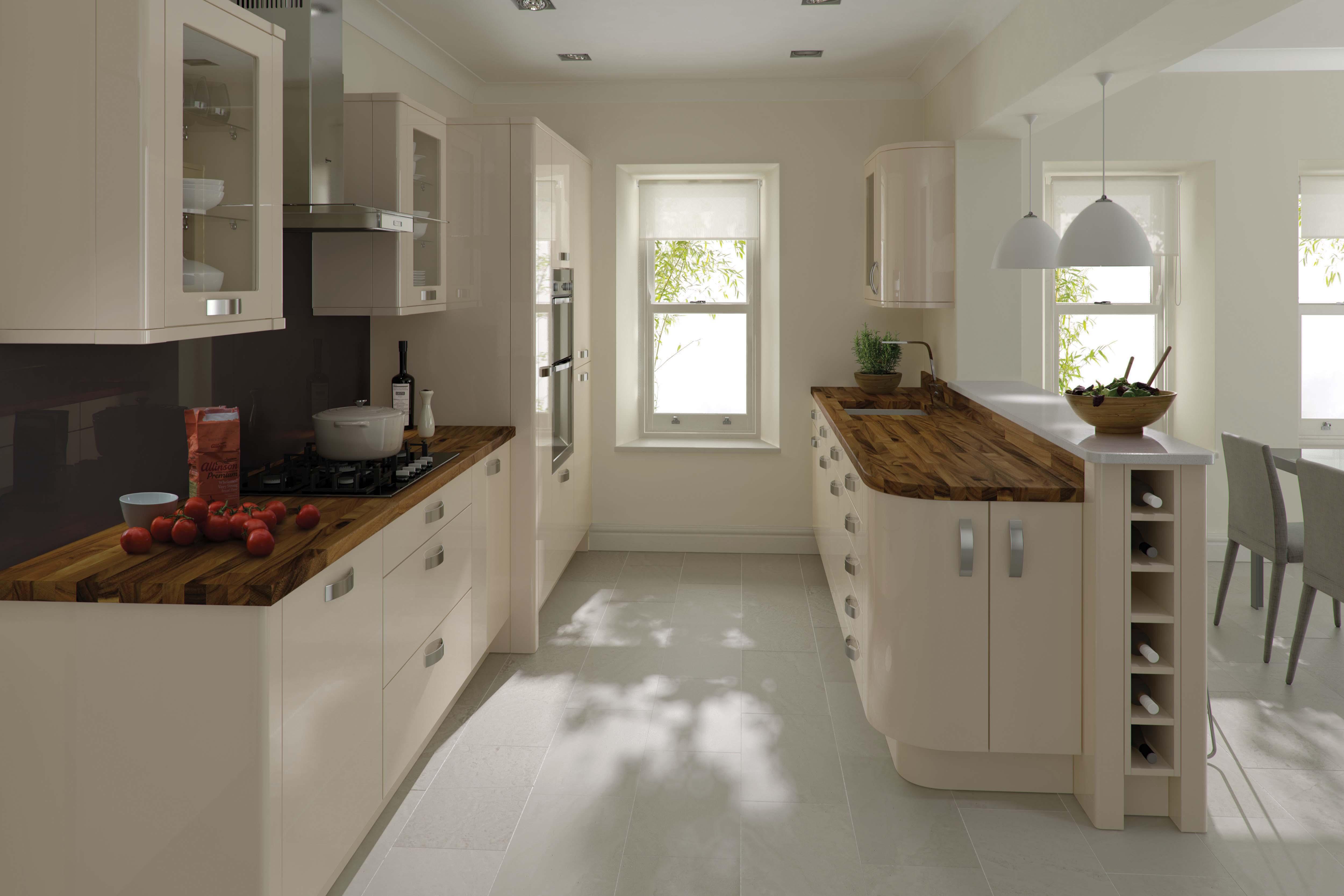 Leigh Kitchen Crestwood of Lymington