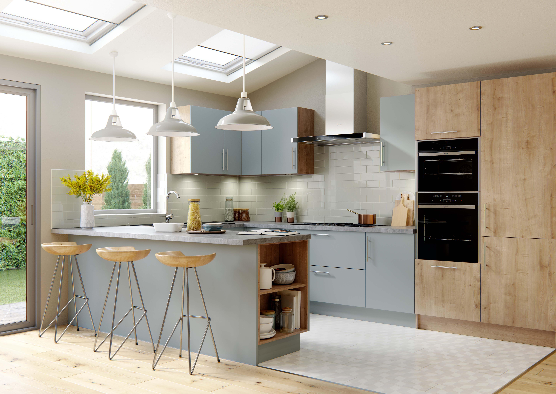 Linden kitchen Crestwood of Lymington