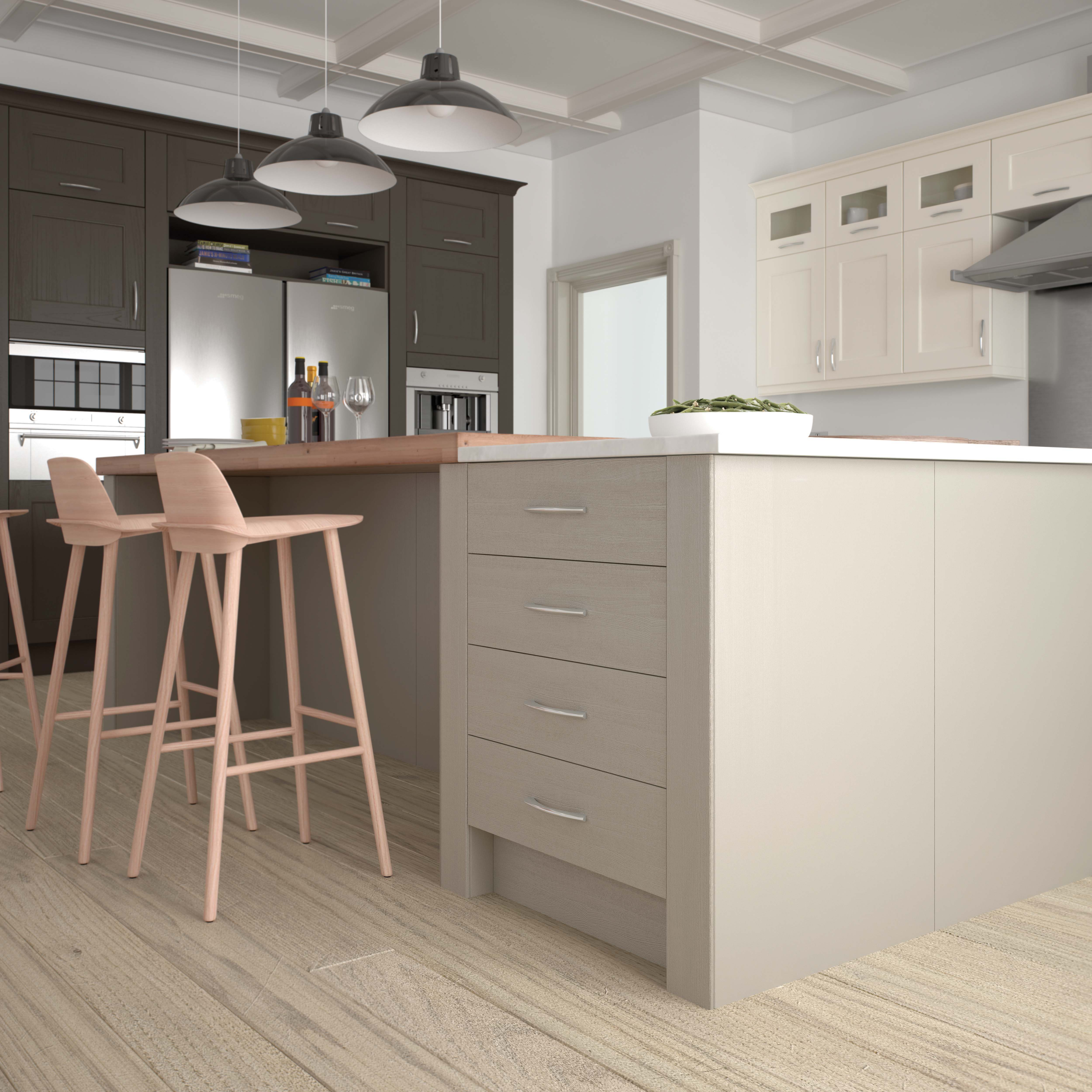 Purley kitchen Crestwood of Lymington