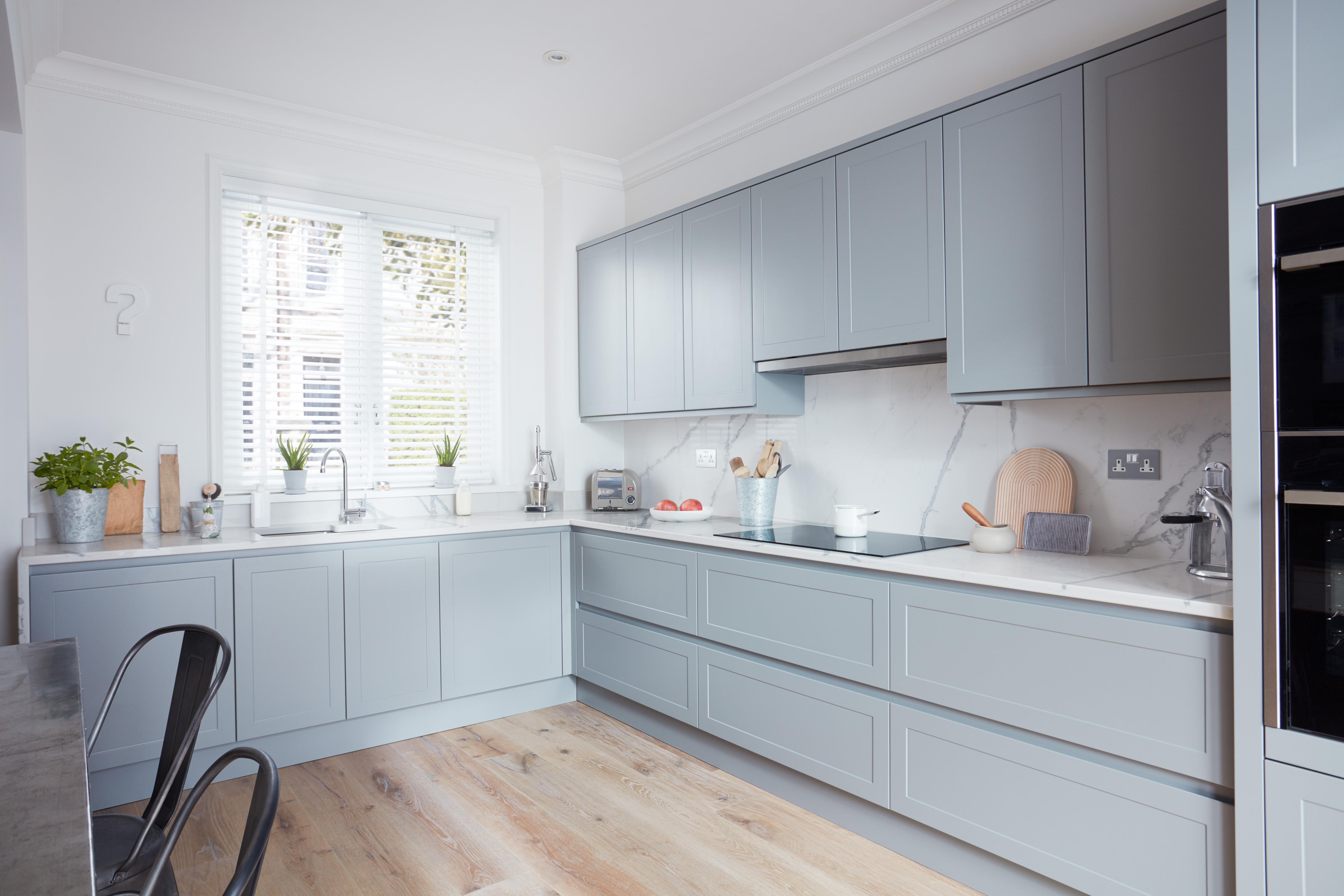 Wembury kitchen Crestwood of Lymington