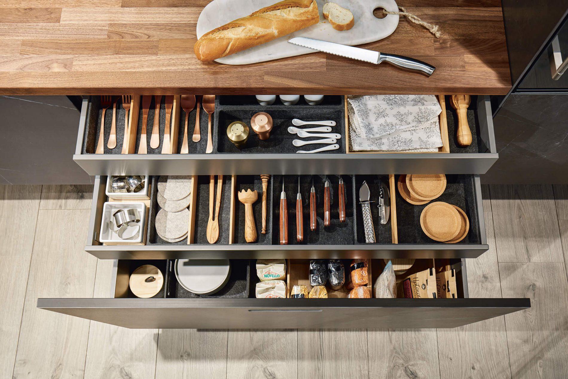 Schuller Kitchen Organisation
