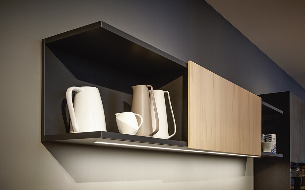 Storage Solutions by Schuller Kitchens